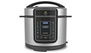 Combined RRP £110 Lot To Contain Boxed 8 In 1 Digital Pressure Cooker & Boxed 3 In 1 Cookshop Blende