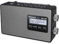 Combined RRP £120 Lot To Contain Boxed Panasonic Rf-D10 Dab Radio And Sony Cfd-S70 Personal Audio Sy
