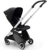 RRP £220 Unboxed Bugaboo Ant Pushchair Base In Aluminium