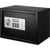 Combined RRP £130 Lot To Contain Four Boxed Smith & Locke Digital Safes In Assorted Sizes