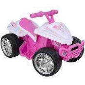 RRP £120 Lot To Contain Unboxed Children's Unicorn Toy Quad Bike