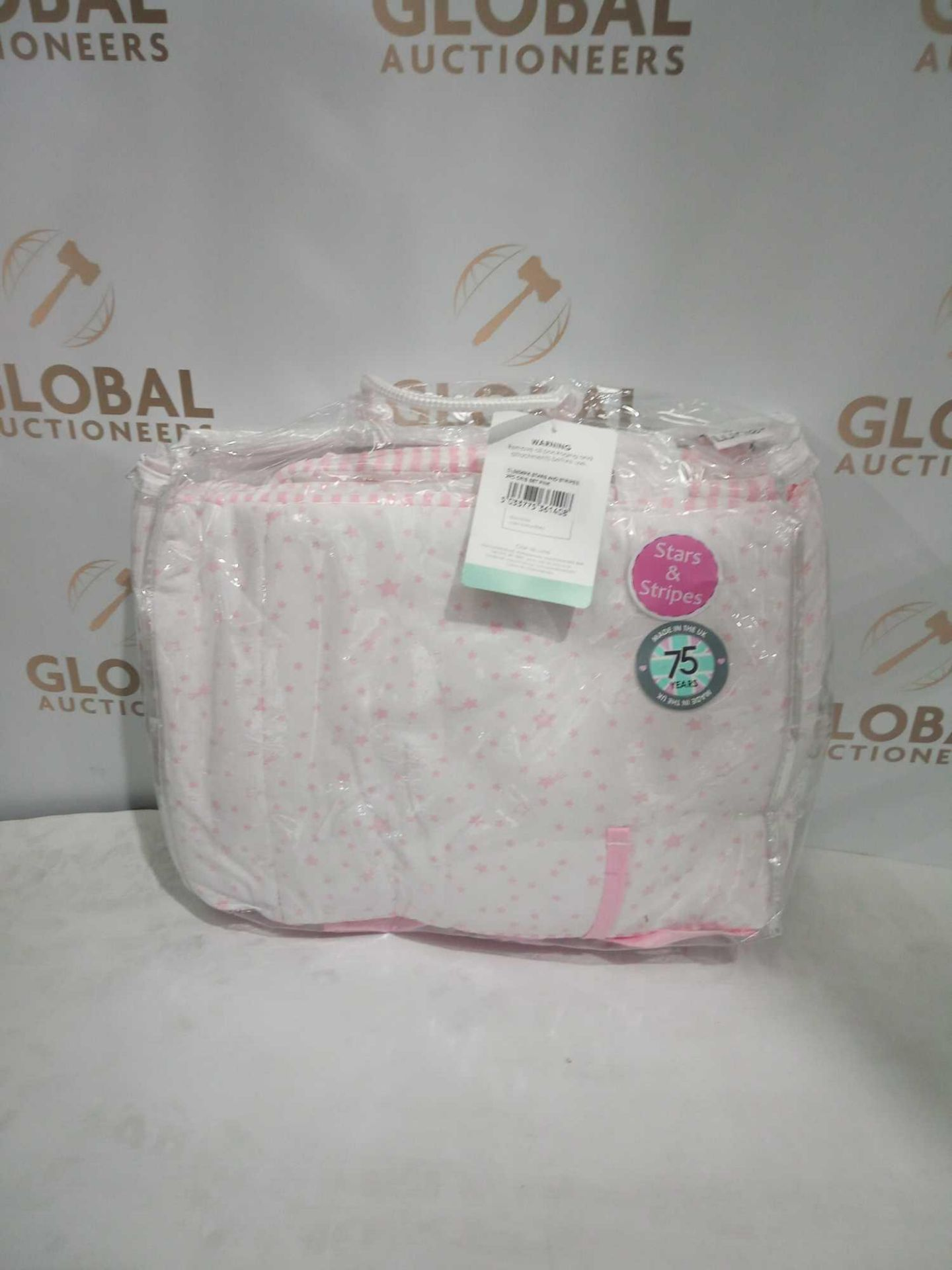 Combined RRP £150 Lot To Contain 5 Assorted Bagged Baby Soft Items To Include Sheets, Blankets And P - Image 3 of 5