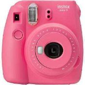 Combined RRP £115 Lot To Contain Boxed Belkin Boost Charge Pro And Instax Mini 9 Instant Camera in