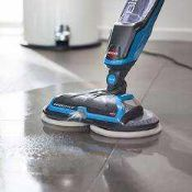 RRP £150 Boxed Bissell Spinwave Powered Hard Floor Mop