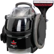 RRP £130 Boxed Grade A, Tested And Working Bissell Spotclean Pro Portable Carpet & Upholstery Washer