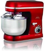 RRP £120 Boxed Morphy Richards Total Control Stand Mixer Pro