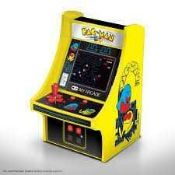 RRP £250 Boxed Arcade 1Up Pac Man Machine (Not In Original Box)