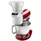 RRP £150 Boxed Grade A, Tested And Working Kitchenaid Sifter And Scale
