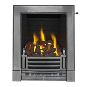 RRP £320 Boxed Finsbury Gas Full Radiant Gas Fire