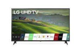 RRP £350 Boxed LG 43Inch UHD TV