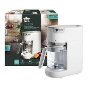 Combined RRP £140 Lot To Contain Two Boxed Tommee Tippee Products