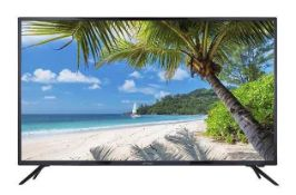 RRP £300 Boxed Linsar 65 Inch Uhd Tv
