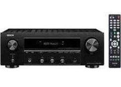 RRP £600 Boxed Denon Dra-800H Stereo Receiver