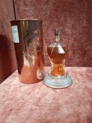RRP £69 Brand New In Tin Jean Paul Gaultier Classique Eau De Parfum Spray 50Ml (Tin Slightly Dented)