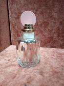RRP £90 Unboxed 100Ml Tester Bottle Of Miu Miu Fleur D'Argent Eau De Parfum Spray Absolue Ex-Display