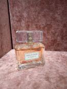 RRP £75 Unboxed 75Ml Tester Bottle Of Givenchy Paris Dahlia Divin Eau De Parfum Spray Ex-Display