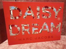 RRP £90 Boxed Gift Set Of Daisy Dream By Marc Jacobs To Contain 100Ml Edt Spray 10 Ml Mini Spray And