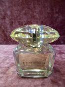RRP £70 Unboxed 90Ml Tester Bottle Of Versace Yellow Diamond Eau De Toilette Ex Display