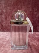 RRP £70 Unboxed 75Ml Tester Bottle Of Chloe Love Story Eau De Toilette Ex-Display