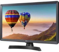 RRP £200 Boxed LG 24 Inch Smart Hd Ready Led Tv