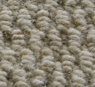 RRP £390 Bagged And Rolled Zanzibar Deluxe Hopsack Cable 4M X 3.5M Carpet (026045)