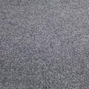 RRP £170 Bagged And Rolled Trojan Ok Grey 4M X 4.32M Carpet(97568)