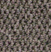 RRP £120 Bagged And Rolled Nordic Berber Slate Cable 4M X2.45M Carpet (017903)