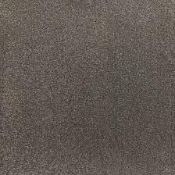 RRP £240 Bagged And Rolled Harrison Twist 75 Granite 4M X 1.48M Carpet (094090)