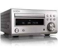 RRP £300 Boxed Denon Dm41 Bluetooth Micro System