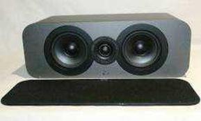 RRP £150 Boxed Q Acoustics 3090C Centre Channel Speaker