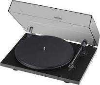 RRP £500 Boxed Project Carbon Esprit Sb Vinyl Turntable