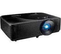 RRP £3,300 Boxed Optoma Uhz65Ust Dlp Projector