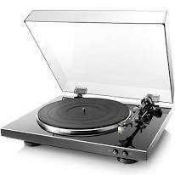 RRP £200 Boxed Denon Dp300F Turntable Record Player