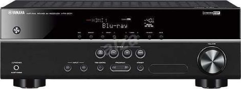 RRP £150 Boxed Yamaha Htr-2071 5.2 Channel Av Reciever