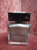 RRP £70 Unboxed 100Ml Tester Bottle Of Narciso Rodriguez For Him Eau De Parfum Spray Ex-Display