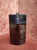 RRP £70 Unboxed 100Ml Tester Bottle Of Mugler Alien Man Eau De Toilette Spray Ex-Display