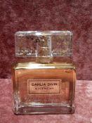 RRP £95 Unboxed 75Ml Tester Of Givenchy Dahlia Divine Nectar De Parfum Eau De Parfum Ex Display
