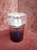 RRP £75 Unboxed 100Ml Tester Bottle Of Yves Saint Laurent L'Homme Eau De Toilette Spray Ex-Display