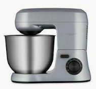 Combined RRP £160 Lot To Contain Boxed John Lewis 5L Stand Mixer And Boxed Morphy Richards Hand Mixe