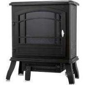 RRP £130 Boxed Power Heat Infrared Quartz Electric Stove Heater