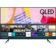 RRP £580 Boxed Samsung 43 Inch Q60T Qled 4M Hdr Smart Tv