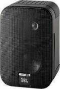 RRP £120 Boxed Jbl Control One Monitor Loudspeakers