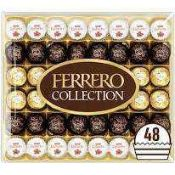 Combined RRP £150 Lot To Contain 15 Boxed Ferrero Rocher Collection