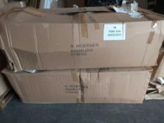 Combined RRP £200 Pallet To Contain Large Assortment Of Designer Christmas Decorations To Include Ba