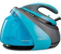 RRP £170 Boxed Morphy Richards Speed Steam Pro Generating Iron
