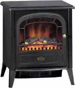 RRP £120 Boxed Power Heat Infrared Quartz Electric Stove Heater