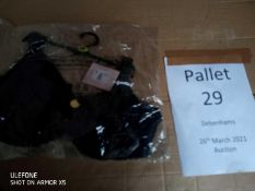 RRP £3650 Pallet To Contain 226 Brand New Tagged Debenhams Fashion Items 3 X B And W T-Shirt Bra