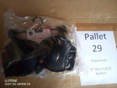 RRP £7680 Pallet To Contain 419 Debenhams Designer Tagged Fashion