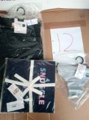 RRP £7500 Pallet To Contain 388 Debenhams Designer Tagged Fashion . Contents As Follows