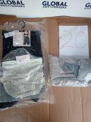 RRP £5430 Pallet To Contain 366 Debenhams Designer Tagged Fashion . Contents As Follows